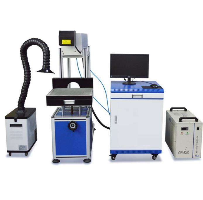 CO2激光打标机 塑料日期打标机