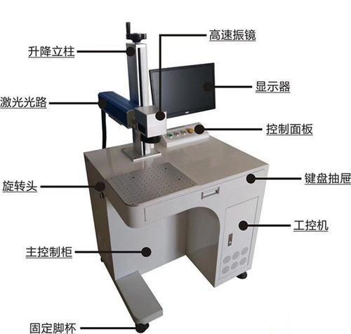 光纤激光打标机的安装方法简介