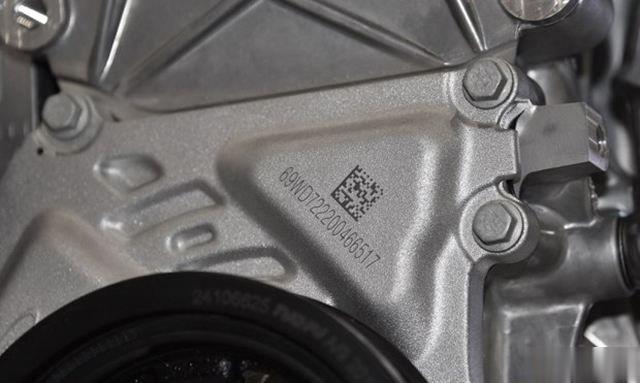 光纤激光打标机金属加工优势