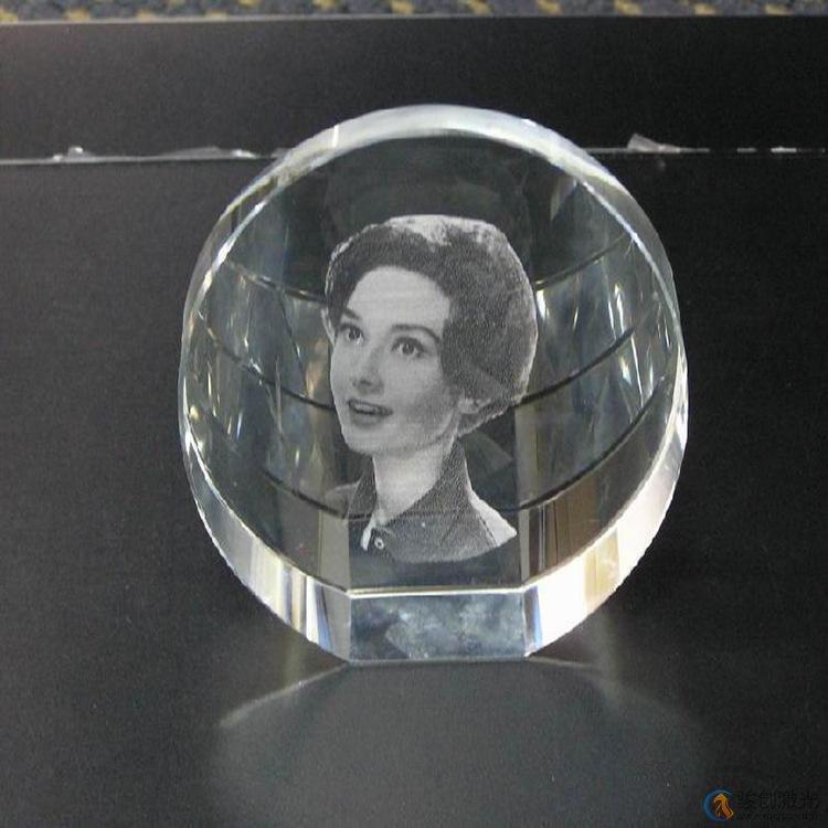 紫外激光打标机玻璃制品的应用